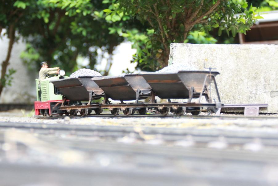 Spur 2f Feldbahn