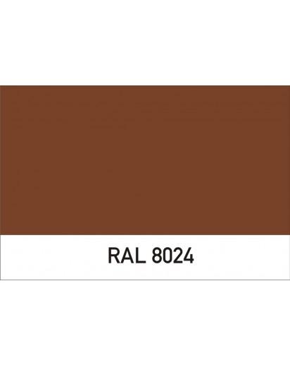 Sprühlack RAL 8024 Beigebraun - seidenmatt