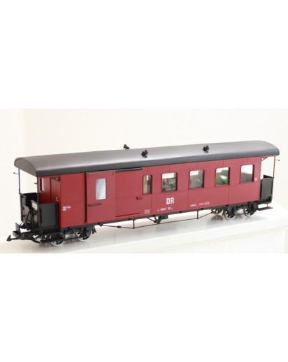 Wismar kombinierter Personen- / Packwagen 902-304