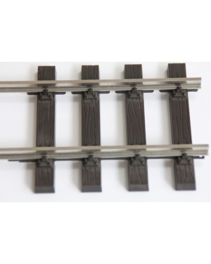 Code 250 Gleisbausatz, 45mm Spurweite, Länge 1,2 m