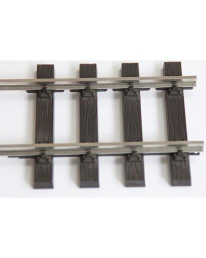 Code 250 Gleisbausatz, 45mm Spurw., Länge 1,2m, 10er Satz