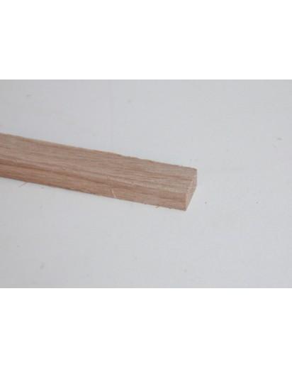 Echtholzschwellen für Weichenbau 1:22,5