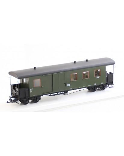 Wismarwagen, Kombinierter Personen / Packwagen, Traditionswagen