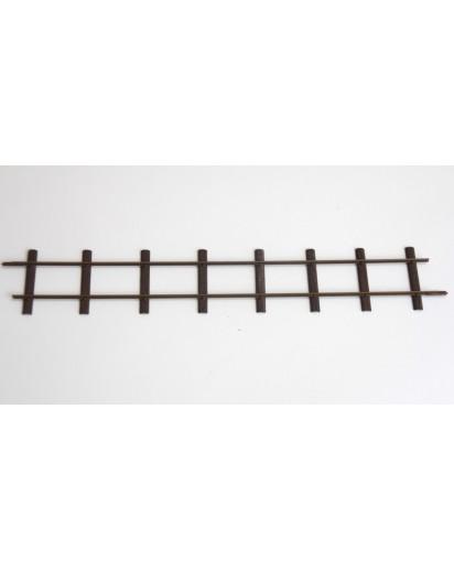 Feldbahn 7 Meter Gleisjoch, gerade,Spur 1f