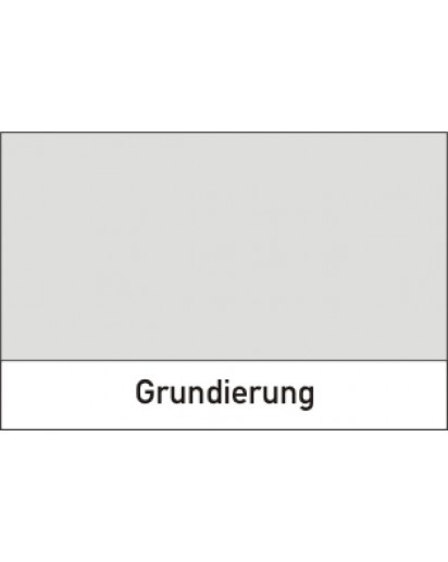 Sprühlack Haftrund Grau