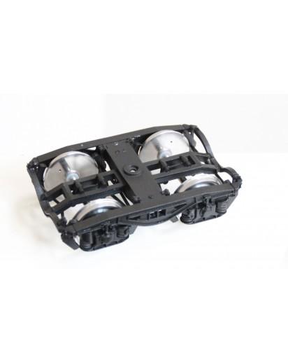 Y 25 Drehgestell Spur 2, 64mm Spurweite, Fertigmodell
