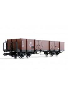 Harz OOw, 99-03-92, 4-achsiger offener Güterwagen