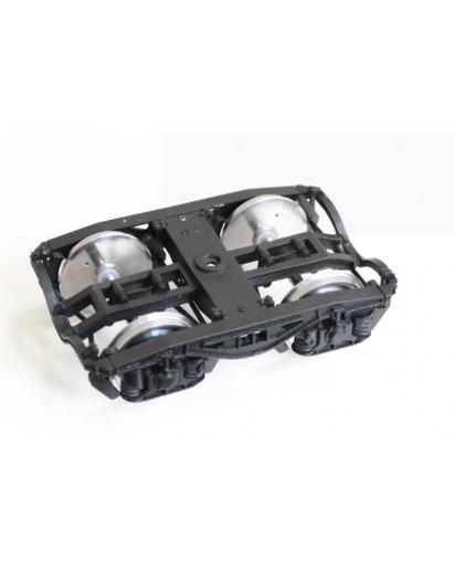 Y 25 Drehgestell Spur 2, 64mm Spurweite, Bausatz