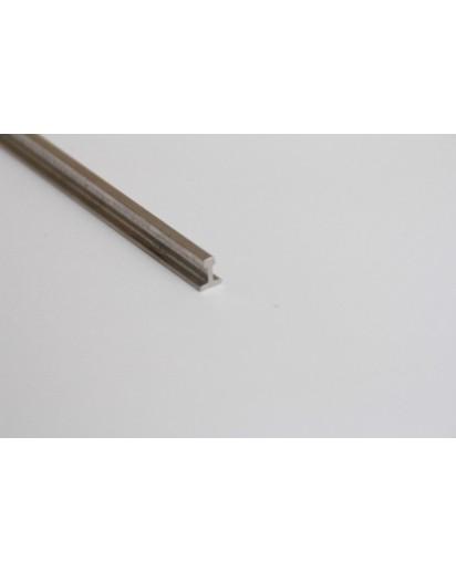 Code 250 Edelstahl Profil Länge 1,2m