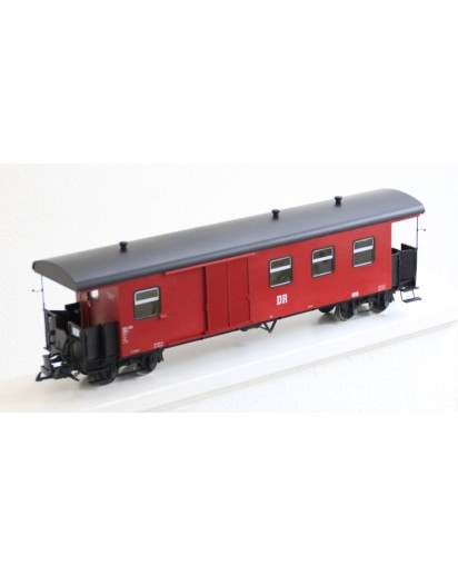 Wismarwagen, Kombinierter Personen / Packwagen, Reko I