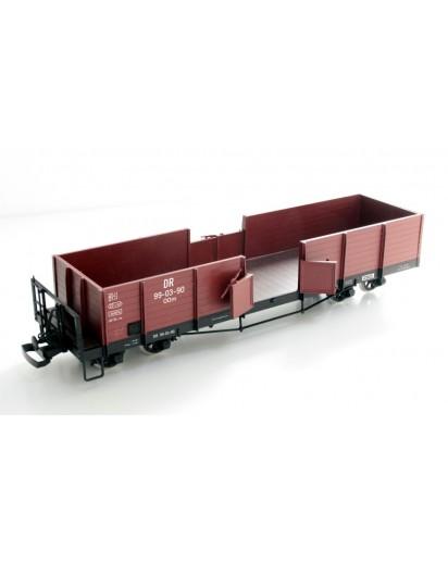 Harz OOm, 4-achsiger offener Güterwagen