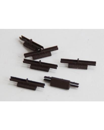 Code 250 Isolierverbinder, 6 Stück