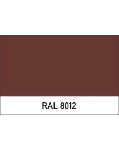 Sprühlack RAL 8012 Rotbraun - seidenmatt
