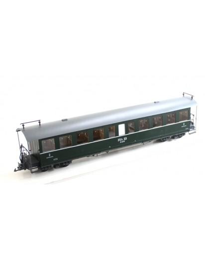 RhB Personenwagen B2271 - 2281
