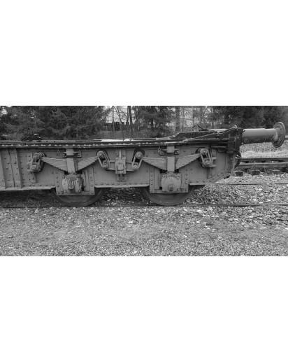 Vorbestellbar: Schmalspurtransportwagen - Spur 1, 1:32