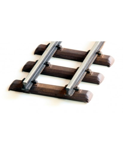 Stahlschwellengleis 1e, 1000mm Länge