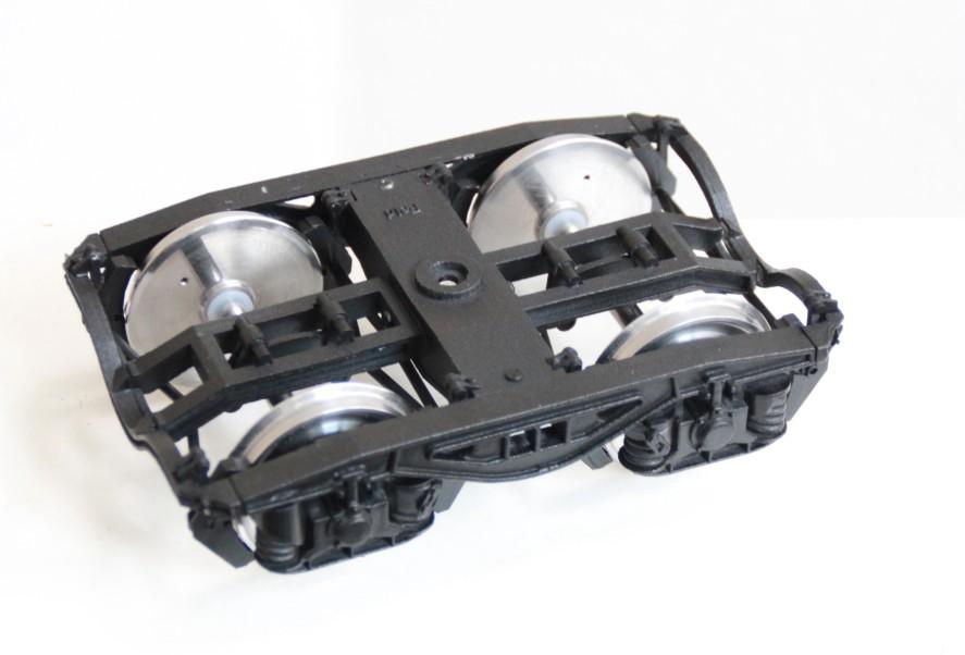 Y 25 Drehgestell Spur 2, 64mm Spurweite, Bausatz - Spur 2 Regelspur ...