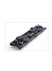 5,50m Rollwagen Rf4 Meterspurausführung - Spur 1m