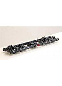 8,0m Rollwagen Rf4 - Meterspurausführung - Spur 1m