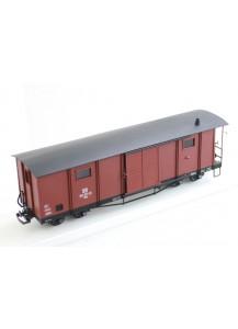 Harz GGm, 4-achsiger geschlossener Güterwagen