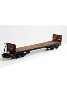 Plattformwagen mit Stirnwänden, Spur 2f