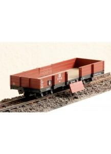 Weimar OOw, 4-achsiger Hochbordwagen - Spur 1e