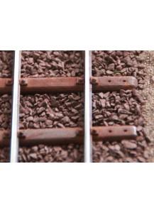Sächsisches Stahlschwellengleis, 914mm, 1e