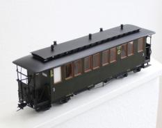 Wagen der Gattung 715/716 mit DRG Beschriftung